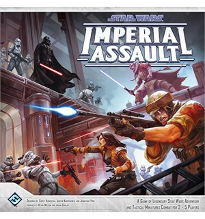 Star Wars Imperial Assault Brettspill Grunnspillet