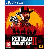 Red Dead Redemption 2 PS4