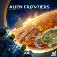 Alien Frontiers 5th Edition Brettspill
