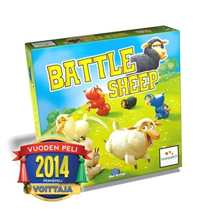 Battle Sheep Brettspill Årets Spill 2014