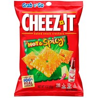 Cheez-It Crackers Hot & Spicy - 85g