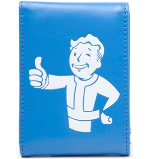Fallout Lommebok Vault Boy Approves