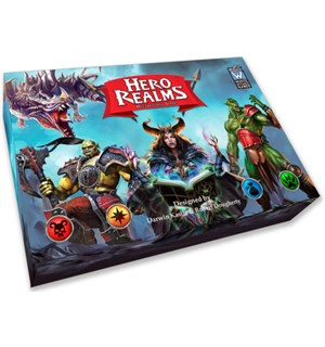 Hero Realms Deck Building Game Kortspill