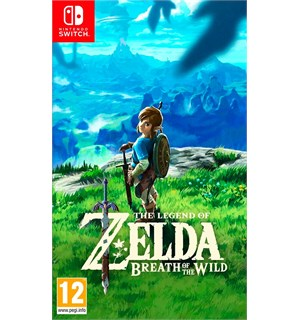 Legend of Zelda Breath of Wild Switch Breath of the Wild