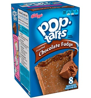 Pop Tarts Frosted Chocolate Fudge 8stk