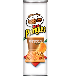 Pringles Pizza Chips - 158g