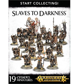 Slaves to Darkness Start Collecting 2015 Warhammer Age of Sigmar