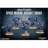 Space Marine Assault Squad Warhammer 40K