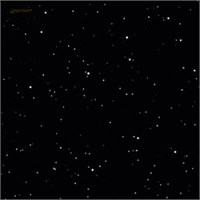 Star Wars Armada Playmat Starfield Spillematte - 100x100 cm