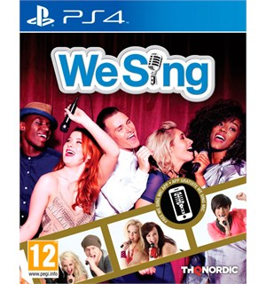 We Sing PS4