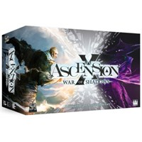 Ascension X War of Shadows Brettspill Deck Building Game