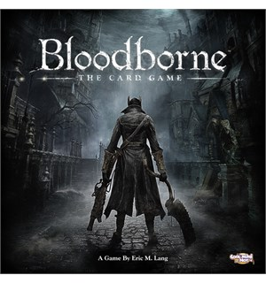 Bloodborne The Card Game Kortspill