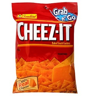 Cheez-It Crackers Original - 85g