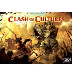 Clash of Cultures Brettspill