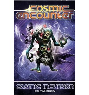 Cosmic Encounter Cosmic Incursion Exp Utvidelse til Cosmic Encounter