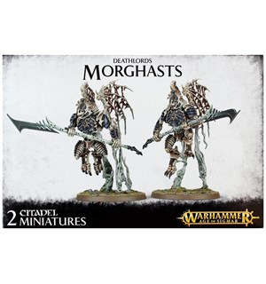 Deathlords Morghast Warhammer Age of Sigmar