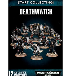 Deathwatch Start Collecting Warhammer 40K