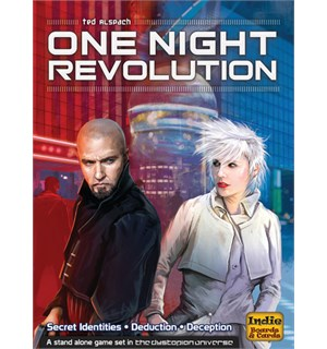 One Night Revolution Kortspill (One Night Resistance)