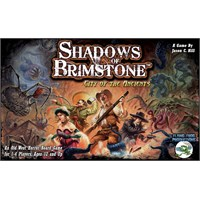Shadows of Brimstone Brettspill City of the Ancient