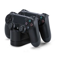 Sony Ladestasjon for 2 kontrollere PS4 Original Ladestasjon m/Strømadapter