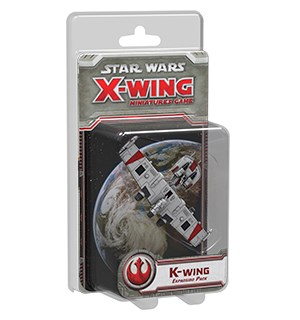 Star Wars X-Wing K-Wing Expansion Expansion/Tilleggspakke