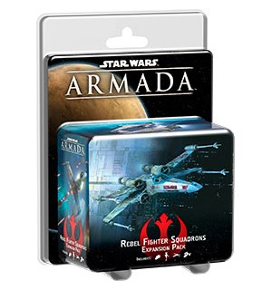 Star Wars Armada Rebel Fighter Squa Exp Rebel Fighter Squadron