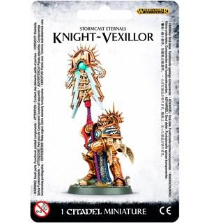 Stormcast Eternals Knight-Vexillor Warhammer Age of Sigmar