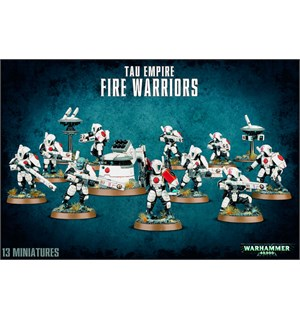 Tau Empire Fire Warriors Warhammer 40K