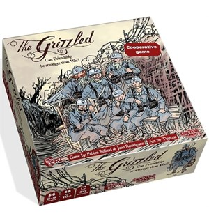 The Grizzled Kortspill