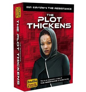 The Resistance The Plot Thickens Exp Utvidelse til Resistance