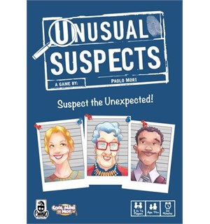 Unusual Suspects Kortspill