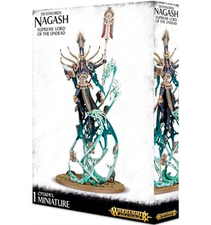 Deathlords Nagash Supreme Lord of Undead Warhammer Age of Sigmar