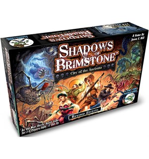 Shadows of Brimstone Brettspill City of the Ancient - Revised Edition