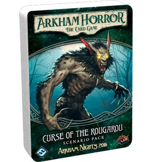 Arkham Horror TCG Curse of the Rougarou Utvidelse til Arkham Horror Card Game