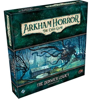 Arkham Horror TCG The Dunwich Legacy Exp Utvidelse til Arkham Horror Card Game