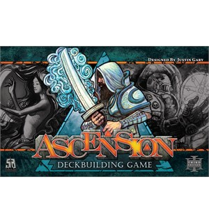 Ascension Deckbuilding Game Kortspill