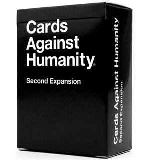Cards Against Humanity 2nd Expansion 2 utvidelse til Cards Against Humanity
