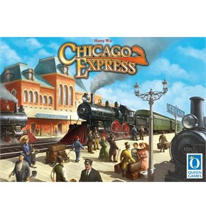 Chicago Express Brettspill