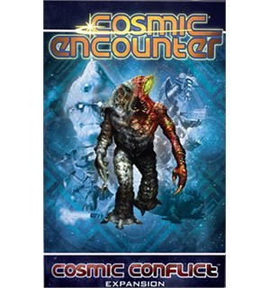 Cosmic Encounter Cosmic Conflict Exp Utvidelse til Cosmic Encounter