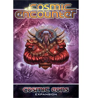 Cosmic Encounter Cosmic Eons Expansion Utvidelse til Cosmic Encounter