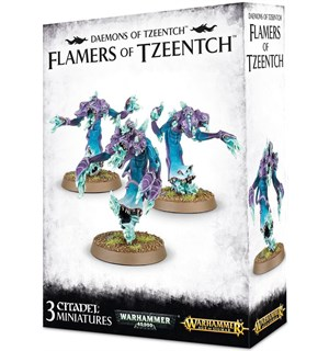 Daemons of Tzeentch Flamers of Tzeentch Warhammer 40K / Age of Sigmar