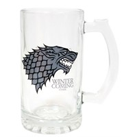 Game of Thrones Glass Stark