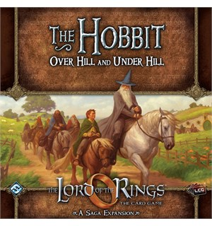 LotR TCG The Hobbit Over Hill Expansion Lord of the Rings The Card Game