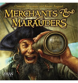 Merchants & Marauders Brettspill