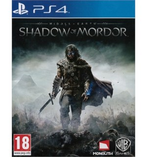 Middle-Earth Shadow of Mordor PS4