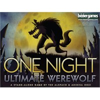 One Night Ultimate Werewolf Brettspill