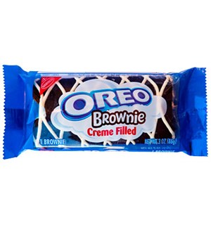 Oreo Brownies Creme Filled - 85g