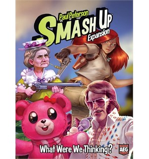 Smash Up What Were We Thinking Exp Utvidelse til Smash Up