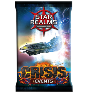 Star Realms Crisis Events Expansion/Utvidelse til Star Realms