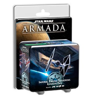 Star Wars Armada Imperial Fighter Squad Imperial Fighter Squadron Expansion Pack